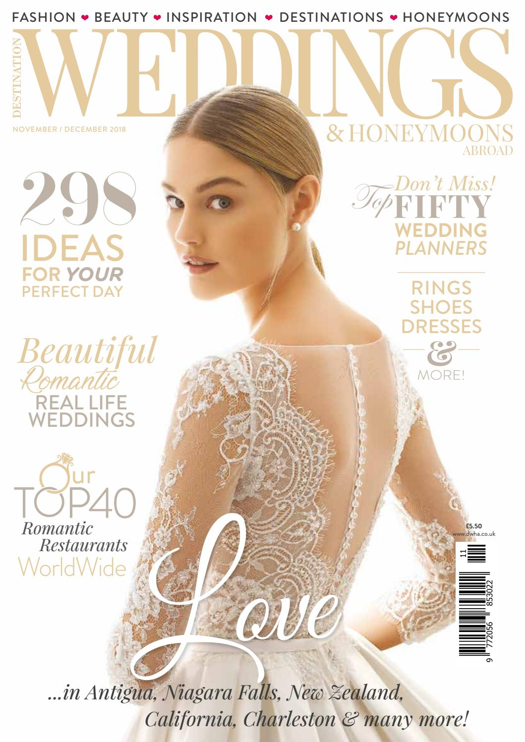 0a312d188f54 November   December 2018 by Destination Weddings and Honeymoons Abroad -  issuu