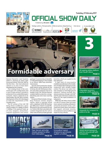 258e8fe32 IDEX Show Daily 3 by Jane's by IHS Markit - issuu