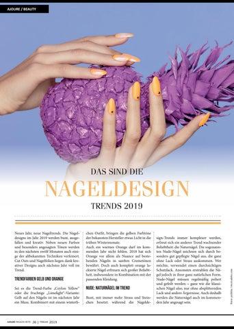 Ajoure Magazin Februar 2019 By Ajoure Germany Issuu