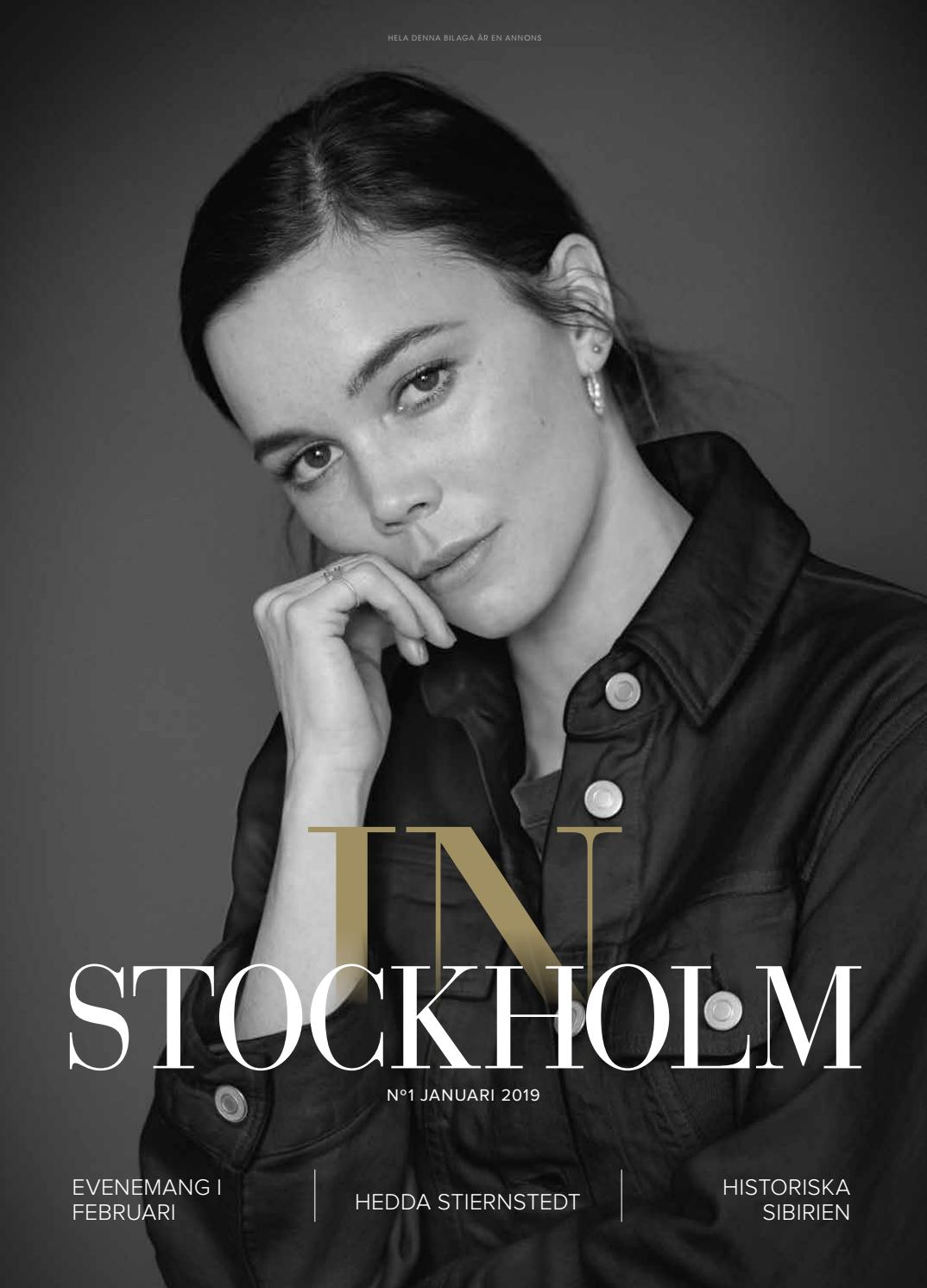 97e56f15a In Stockholm no.1-2019 by Newsfactory Media Group - issuu