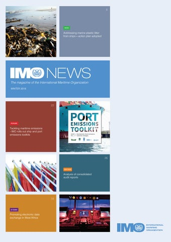 IMO News - Winter Issue - 2018/2019 by IMO News Magazine - issuu