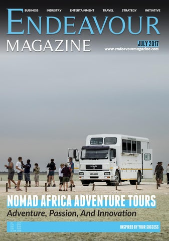 Nomad Africa Adventure Tours by Littlegate Publishing - issuu