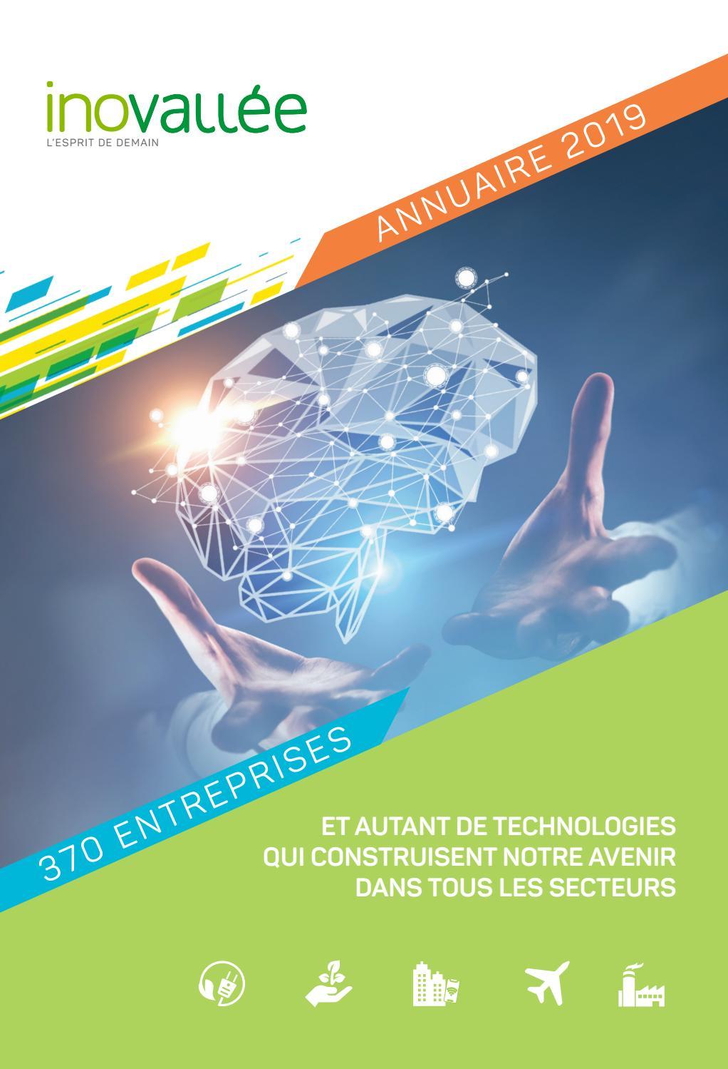 Bertrand Issuu Entreprises Valérie 2019 Des By Annuaire D'inovallée D29YHIWE