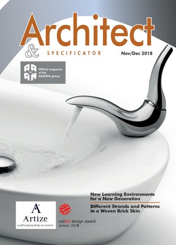 Architect   Specificator November December 2018 by Promech ... 3e006be2bb95f