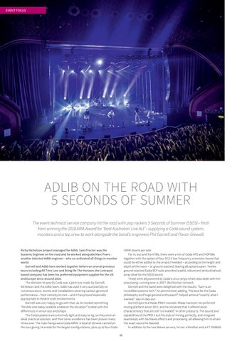 Page 30 of Adlib on the Road with 5 Seconds of Summer