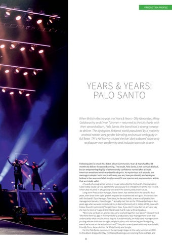 Page 33 of Years & Years: Palo Santo