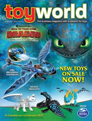 aae8c37519 Toy World January 2019 by TOYWORLD MAGAZINE - issuu