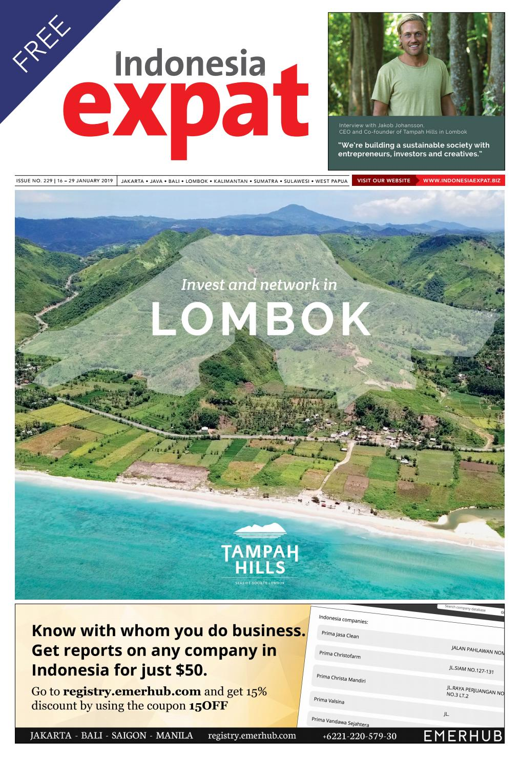 Indonesia Expat - issue 229 by Indonesia Expat - issuu