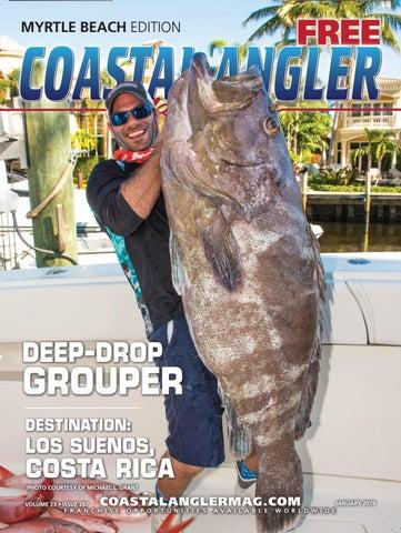 Coastal Angler Magazine January 2019
