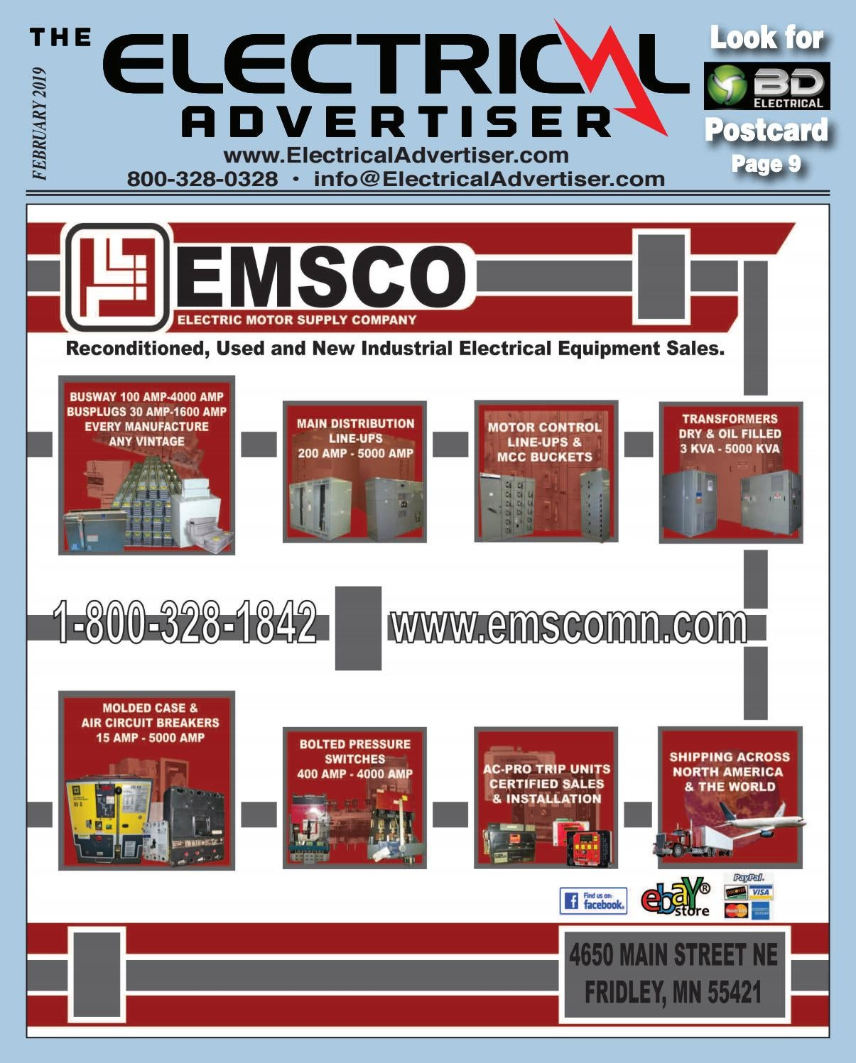 The Electrical Advertiser February 2019 by Electrical Advertiser - issuu