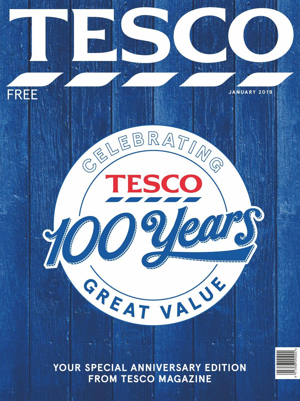 Tesco Magazine January 2019 By Tesco Magazine Issuu