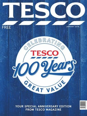 7ef17cc3 Tesco magazine - January 2018 by Tesco magazine - issuu