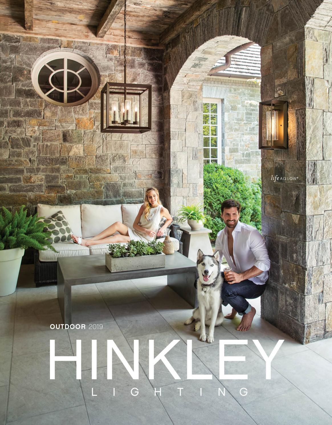 "Nickel Hinkley Lighting 1000 Republic 1 Light 12/"" Tall Coastal Elements"
