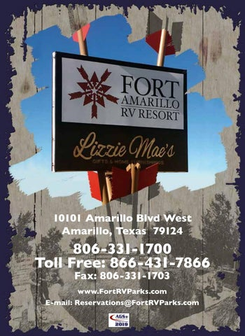 Fort Amarillo RV Resort by AGS/Texas Advertising - issuu