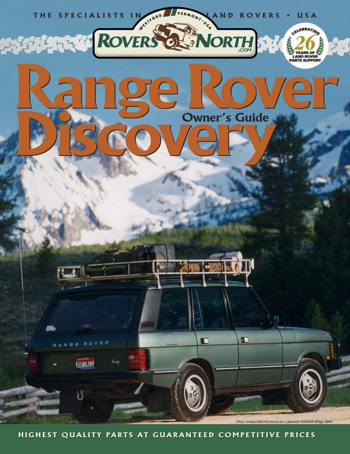 Radiator for Land Rover Range Rover 1995-1998 4.0L 4.6L