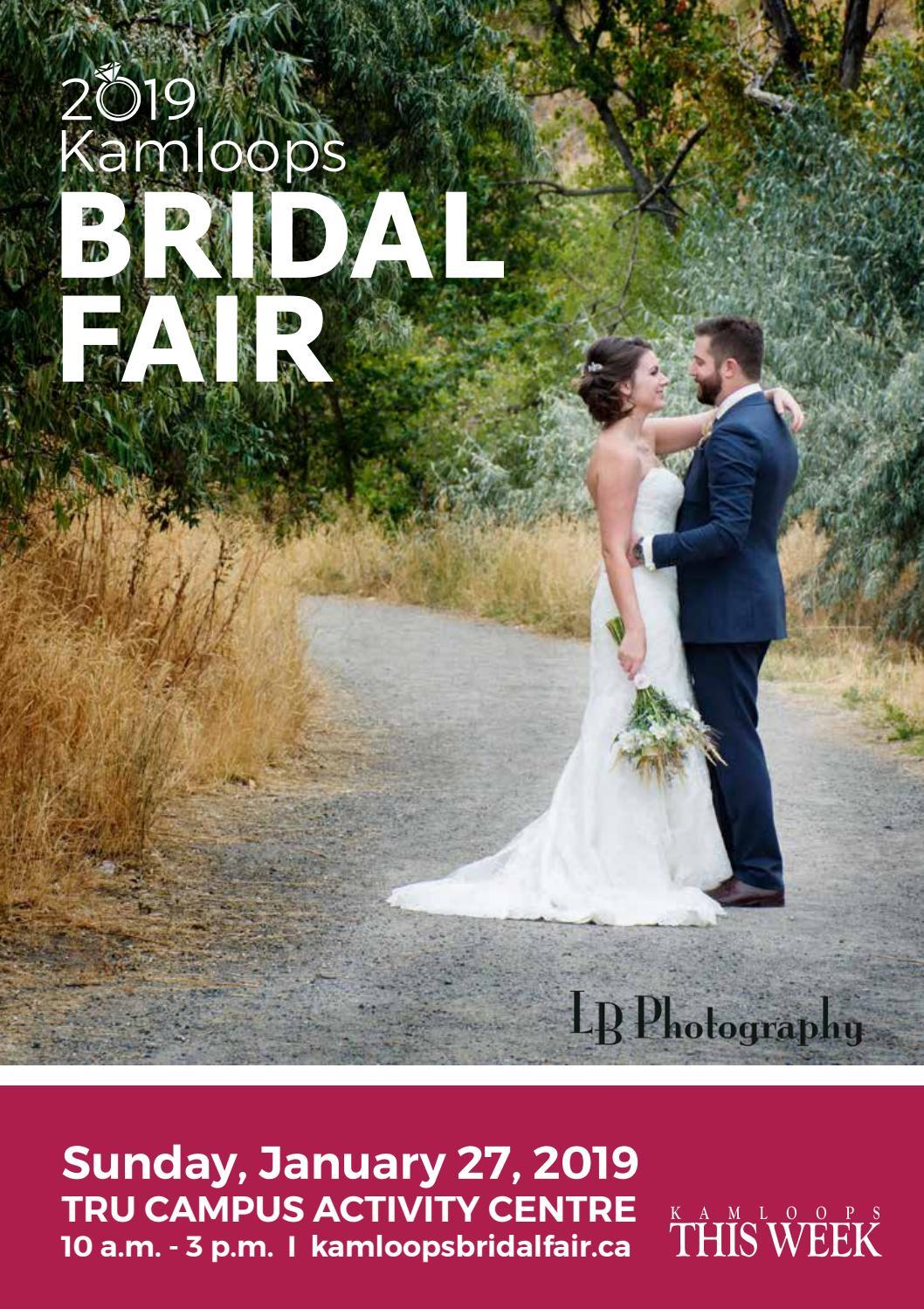 2019 Kamloops Bridal Fair By Kamloopsthisweek Issuu