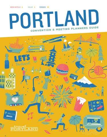 Convention and Meeting Planners Guide - Travel Portland Meeting Planner