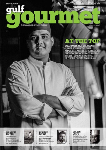 January 2019 By Gulf Gourmet Magazine Issuu