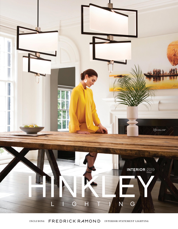 Hinkley Lighting 3308AN Hadley Foyer Light Antique Nickel