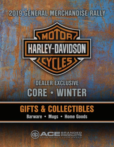 5536f4c839ae8 Harley-Davidson® Dealer Exclusive Catalog (Dealer) by Ace Product ...