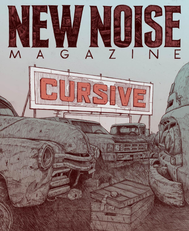 New Noise Magazine Issue #43 by New Noise Magazine - issuu