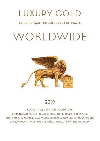 d6633c7c64b1d7 Luxury Gold Escorted Tours by Sunway Travel Group - issuu
