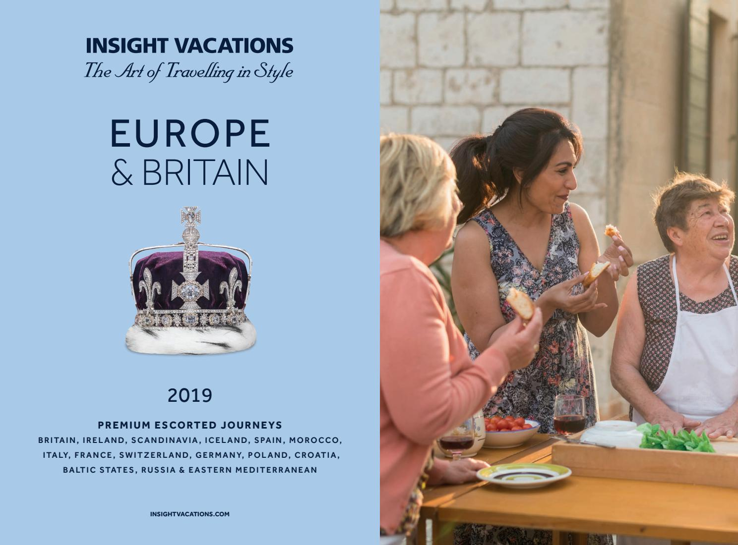 8b1d25d6785 Insight Vacations - Europe by Sunway Travel Group - issuu