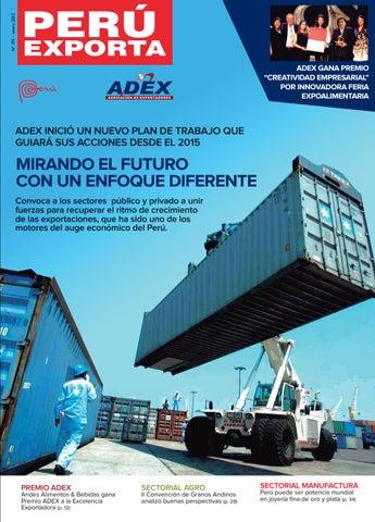 fb754ca4332b Revista Perú Exporta N° 391 by Asociación de Exportadores (ADEX) - issuu