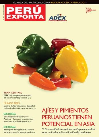 abcd8a0afa84 Revista Perú Exporta N° 388 by Asociación de Exportadores (ADEX) - issuu