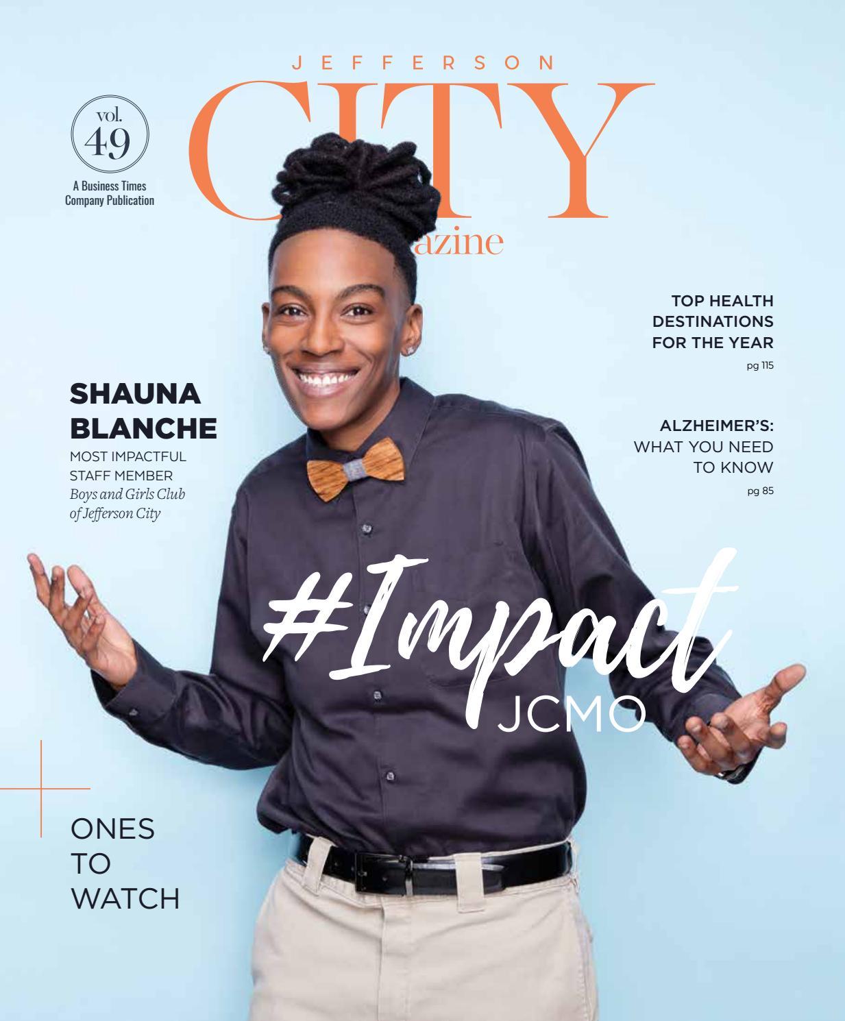 Jefferson City Magazine Jan/Feb 2019 by Business Times