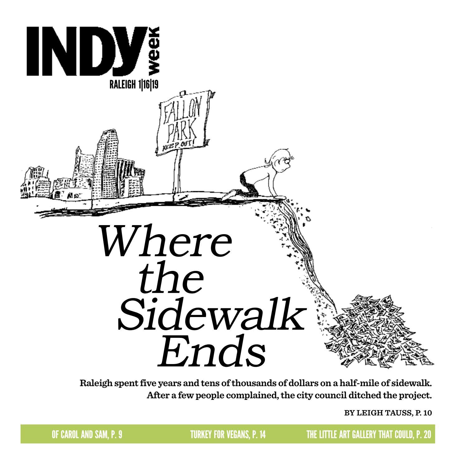 INDY Week 1 16 19