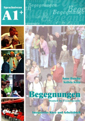 begegnungen a1 pdf chomikuj