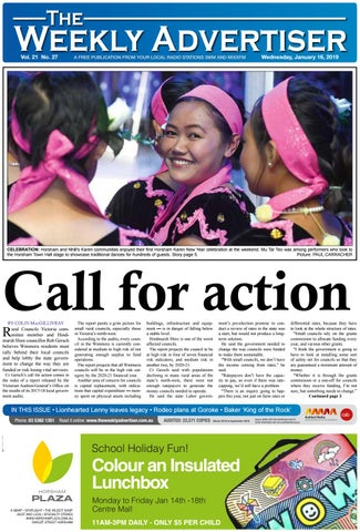 The Weekly Advertiser - Wednesday ed6706006