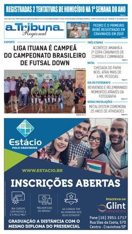 b4a9728b37 Jornal A Tribuna Regional de Cravinhos by Leandro Cavalcanti - issuu