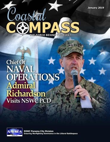 January 2019 Coastal Compass by NSWC Panama City Division