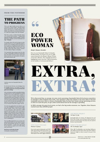 Page 2 of EXTRA, EXTRA!