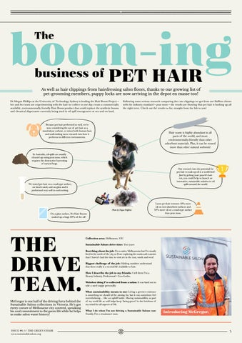 Page 5 of The BOOM-ing Business of Pet Hair