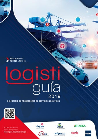 LOGISTIGUIA 2019 by MD Group - issuu ba8e8511974d
