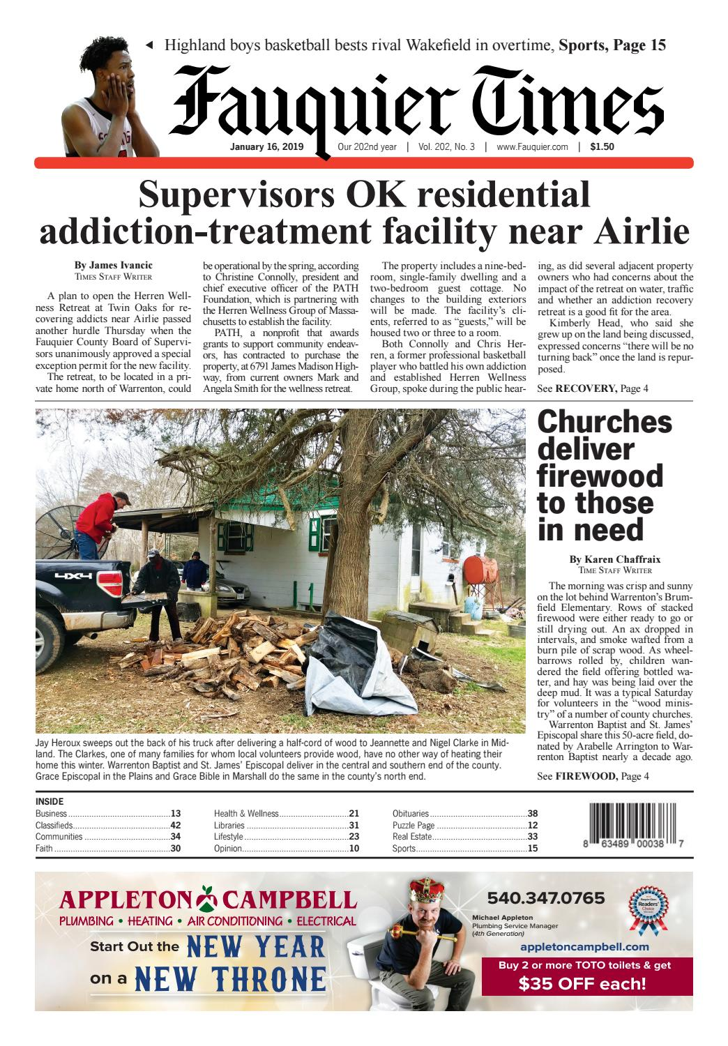 Fauquier Times January 16 f3cf03c7df9c