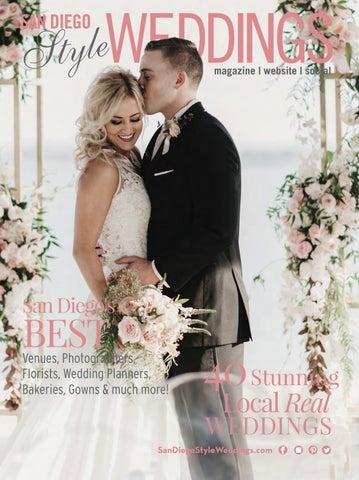 a3d0c44e284 San Diego Style Weddings Fall 2019 Edition by San Diego Style ...