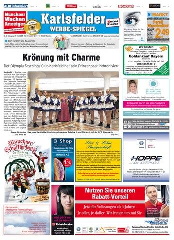 9b6b30b12d08af KW 03-2019 by Wochenanzeiger Medien GmbH - issuu