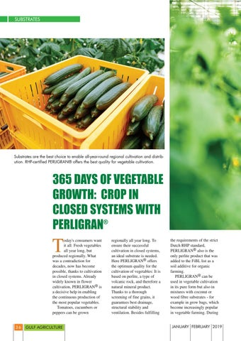Page 38 of Crop in closed Systems with Perligran