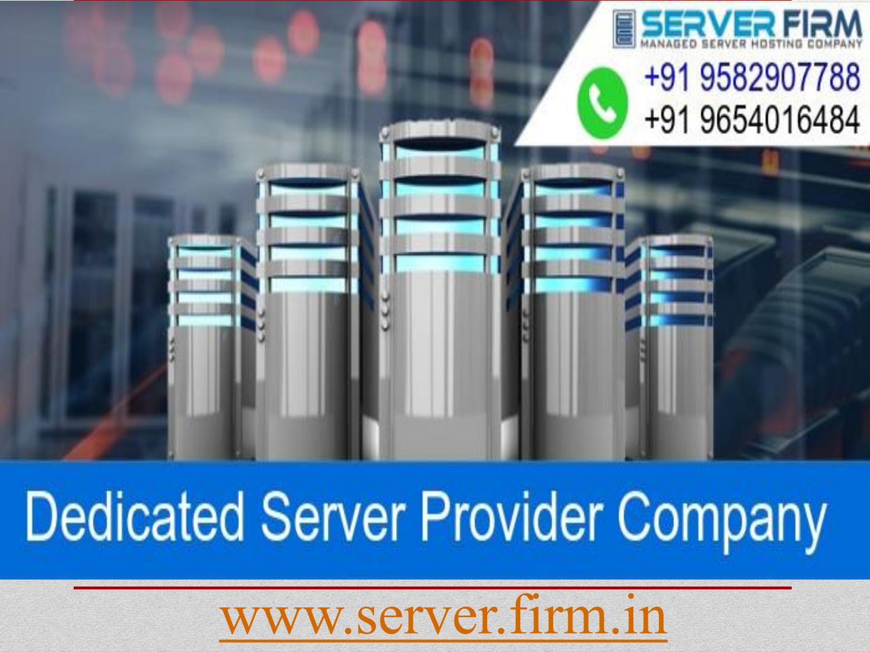 Cheap Multi- pal dedicated server provider company in india