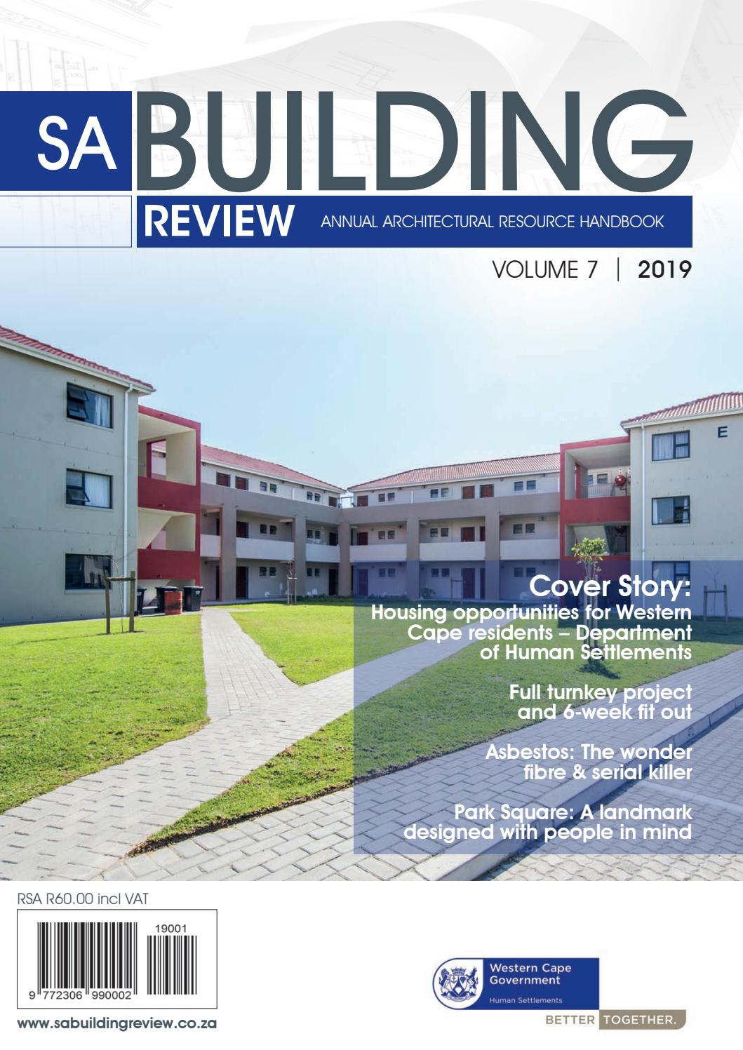 285260ef1 SA Building Review - Volume 7 by Media Xpose - issuu