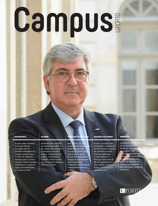 9cf53589743 Campus U.Porto  3 by Universidade do Porto - issuu