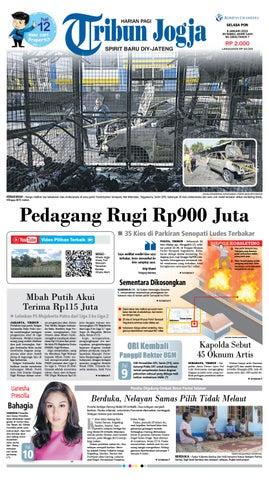 1b79b18b8318 Tribun Jogja 08-01-2019 by tribun jogja - issuu