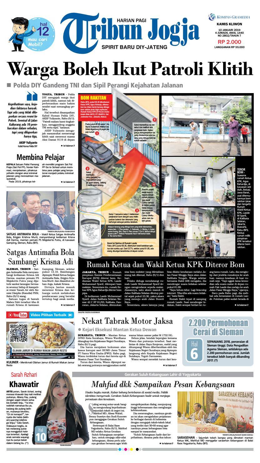 Tribun Jogja 10-01-2019 by tribun jogja - issuu e9cad1601c