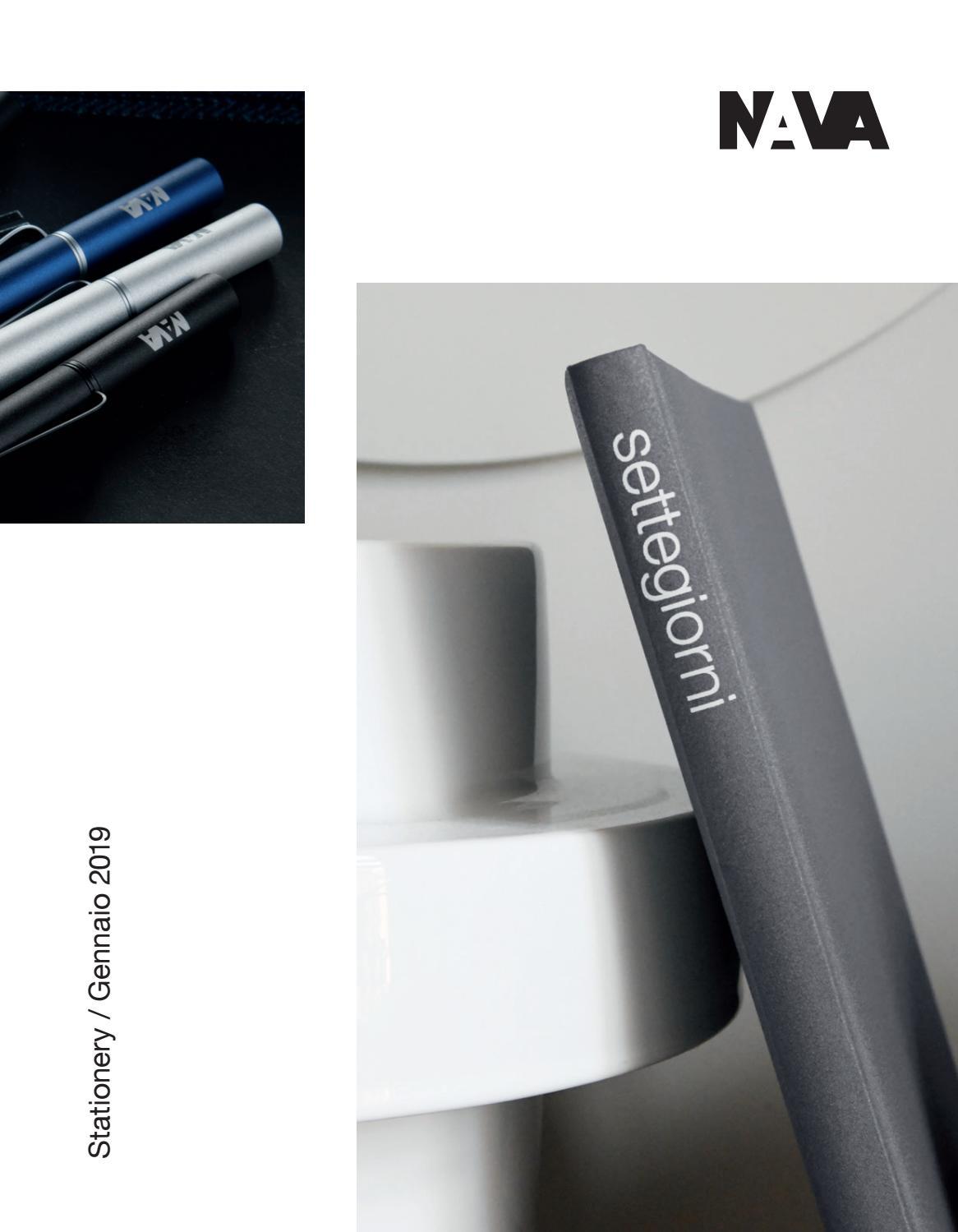 21 /× 29,7 cm colore antracite Agenda 2020 giornaliera in carta bianca