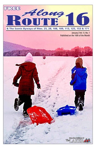 Along Rt  16 January_19 by The Laker - issuu