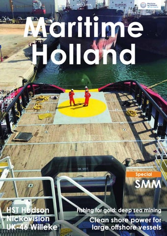 Maritime Holland 5 - 2018 by Navingo BV - issuu